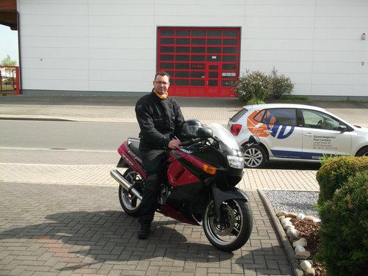 Bild Kawasaki ZZ-R 600 von Martin Koch