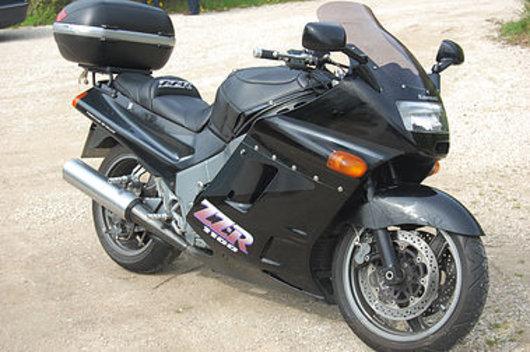 Bild Kawasaki ZZR 1100 C von kawamey