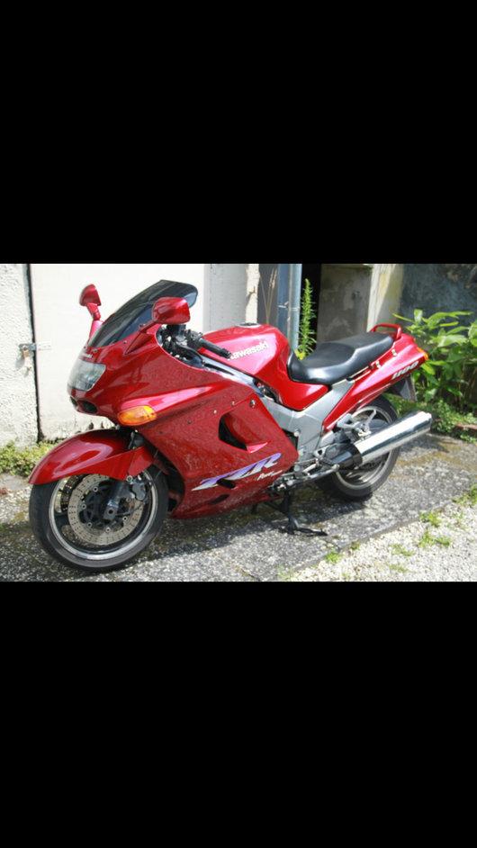 Bild Kawasaki ZZR 1100 D von ZZR1100Sven