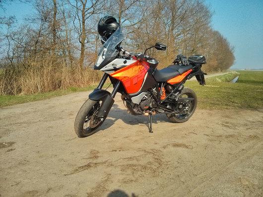 Bild KTM 1190 Adventure von pauke