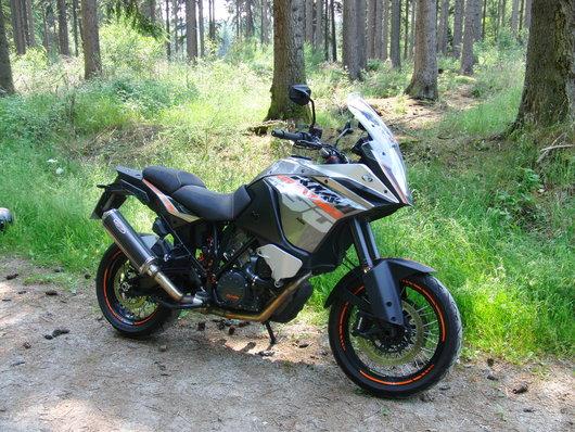 Bild KTM 1190 Adventure von Voreifeljeti
