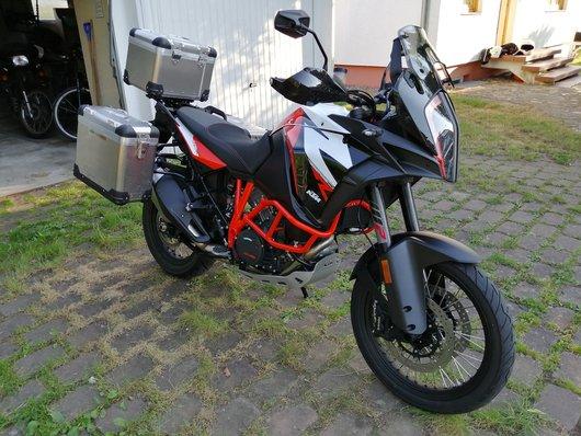 Bild KTM 1290 Superadventure R von Ralf