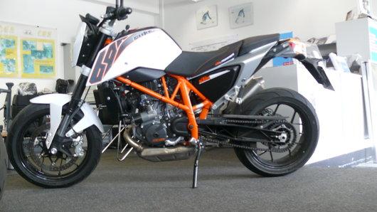 Bild KTM 690 Duke von wkoeltgen