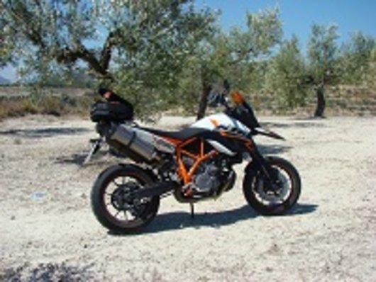 Bild KTM 990 SMR von VerfahrniGS