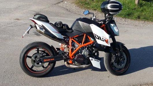 Bild KTM 990 Super Duke R von Hanimal