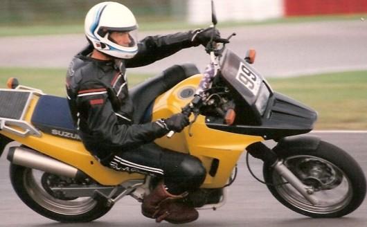Bild Suzuki Dr 800 S von Lexy