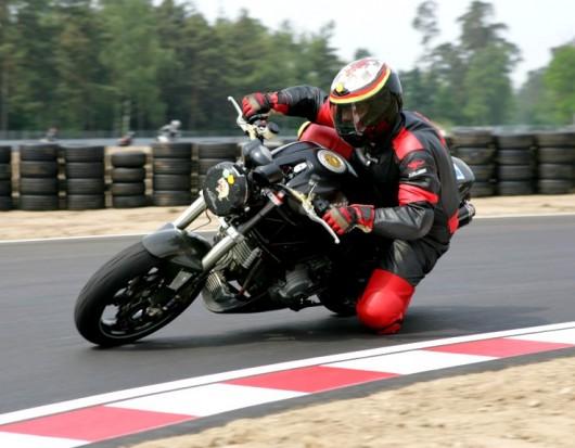 Bild Ducati Monster von Lorcher