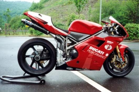 Bild Ducati 996 SPS von Lorcher
