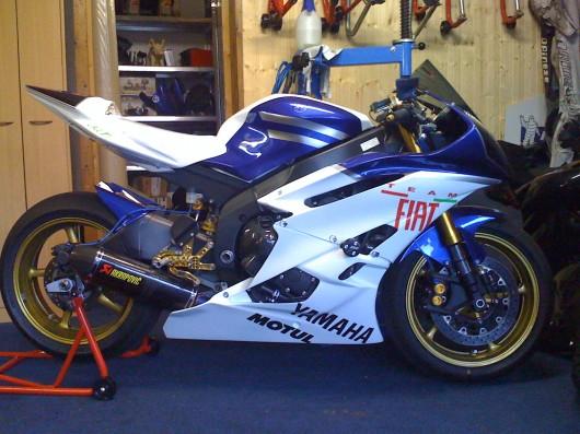 Bild Yamaha R6 2006 von Michi Motorsport