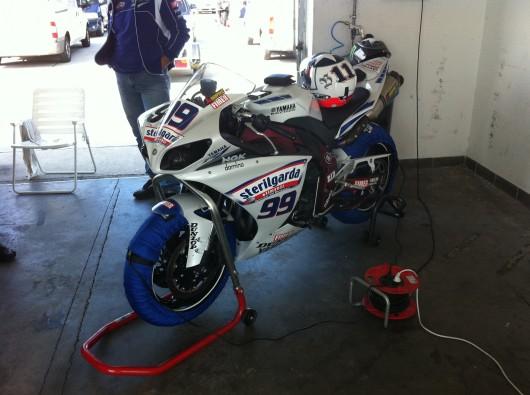 Bild Yamaha RN 22 von Smeki Nbg Racing
