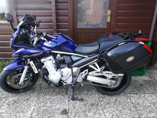 Bild Suzuki   GSF 1250 s von möha