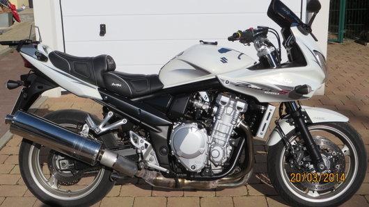 Bild Suzuki GSF1250SAK9 von Loki_0815