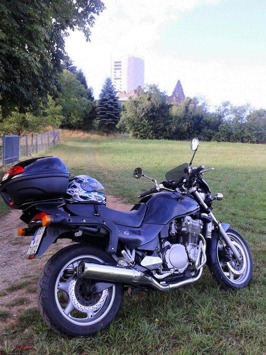 Bild Suzuki GSX 1100 G von Klaus Henning