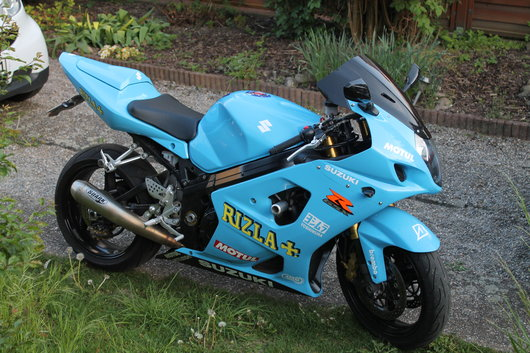 Bild Suzuki GSX-R 1000 K3 von Doug
