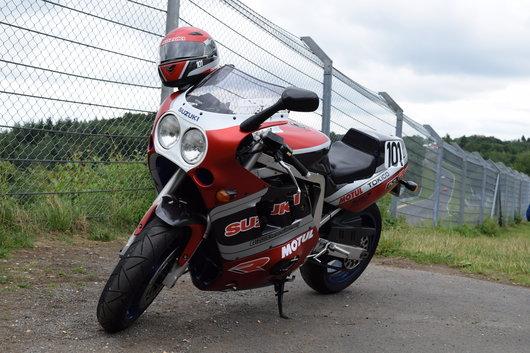 Bild Suzuki GSX-R 1100  GV73C /L  von Pzyko101