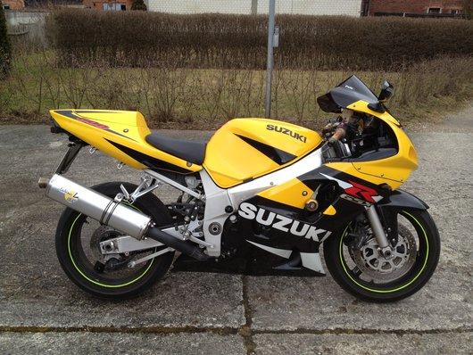 Bild Suzuki GSXR 600 K1 von sven.seeland.9