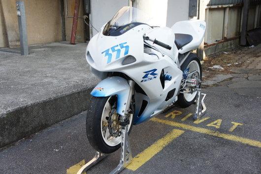 Bild Suzuki GSXR-600 K2 von slash2871