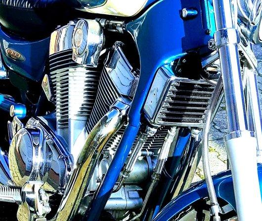 Bild Suzuki  VS 1400 Intruder von Didiontour