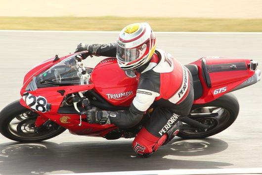 Bild Triumpf Daytona 675 von Hornet49