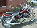 Triumph Thunderbird klein