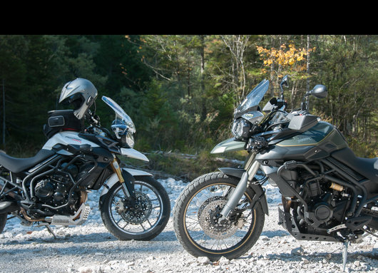 Bild Triumph Tiger 800 & XC von on2wheels