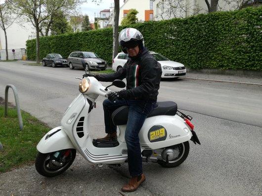 Bild Vespa GTS 300ie von speedy56