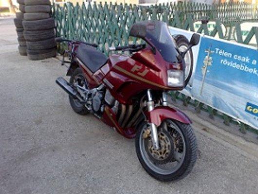 Bild Yamaha FJ1200 von Stofi
