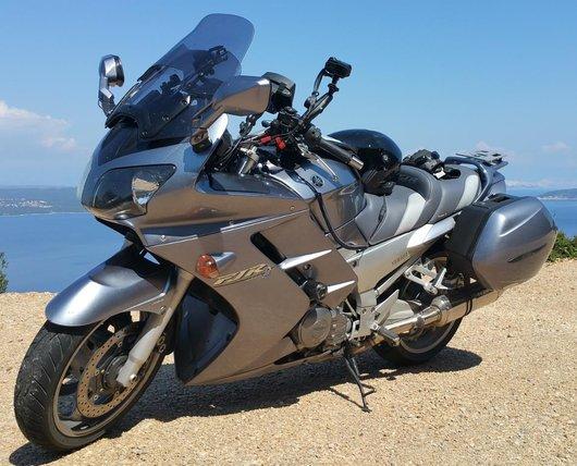 Bild Yamaha FJR 1300 A RP 08 von Searcher