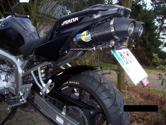 Bild Yamaha  Fz 6 N von yamasutra