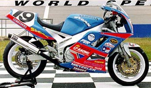 Bild Yamaha FZR 1000 3le von Chevy1340