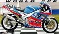Yamaha FZR 1000 3le klein
