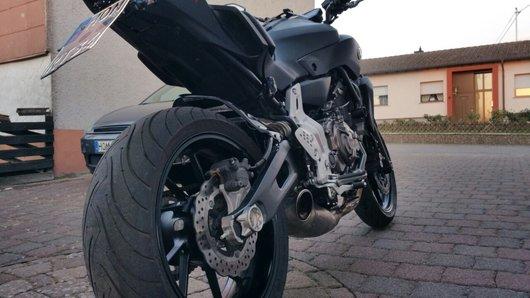 Bild Yamaha MT-07 von xSpeedx