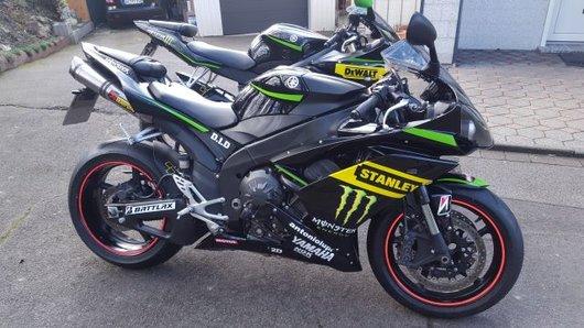 Bild Yamaha  R1 RN 19 von maschp
