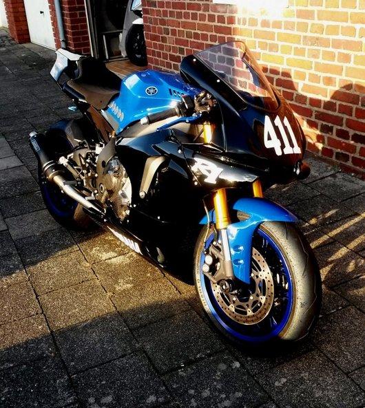 Bild Yamaha R1RN32 von feinding