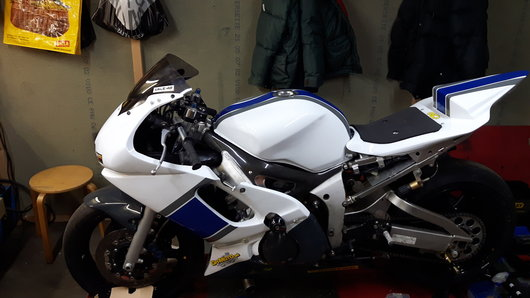Bild Yamaha R6 RJ03 von speedy56