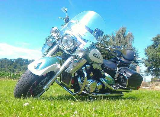 Bild Yamaha Royal Star 1300, XVZ 1300 A von Turbo