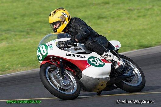 Bild Yamaha  TD2 Productionracer 250 ccm, 1969 von CZ