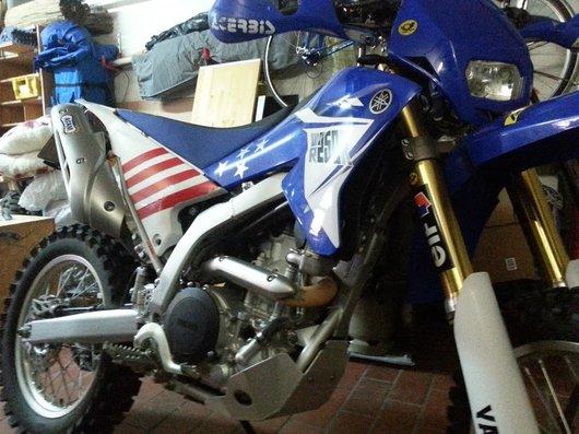 Bild Yamaha  WR 250 R  von Didiontour