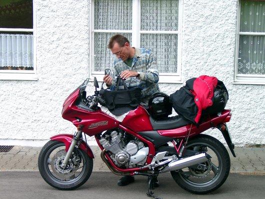 Bild Yamaha XJ 600 Diversion von fleje