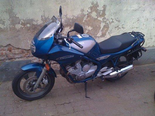 Bild Yamaha XJ 600 S Diversion von _badmaxx_