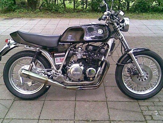 Bild Yamaha XJ-650 4K0 von Lothar