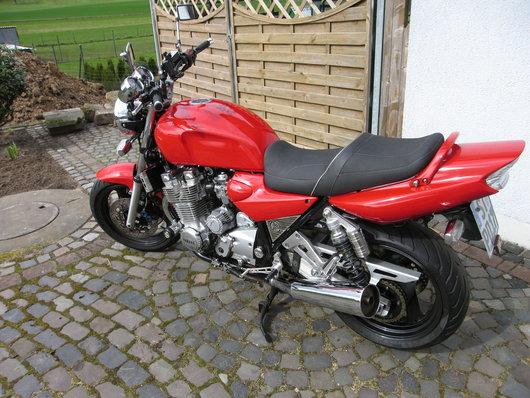 Bild Yamaha  XJR 1300 von Scania144v8