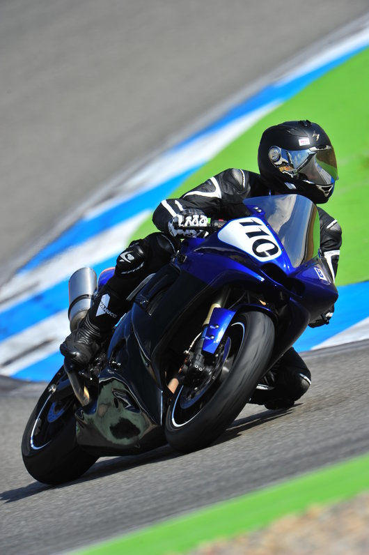 Bild Yamaha YZF-R6 von Extreme90